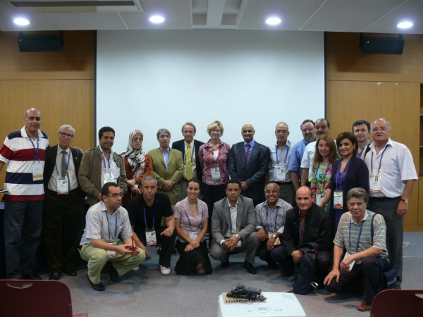 "Participation au Workshop ""IUCN-MEd-WCC-workshop 055"""