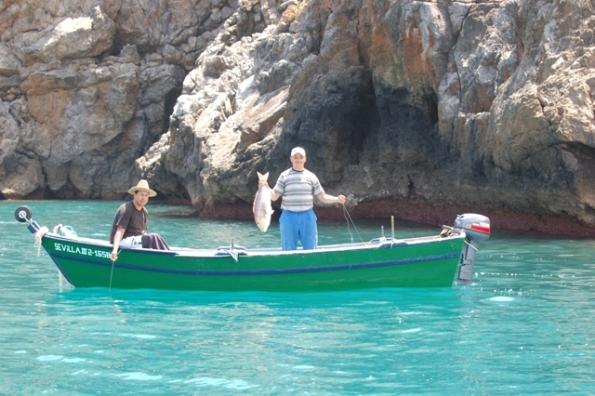 Peche bateau S