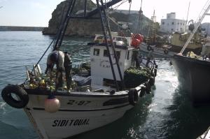 Les Nasses produits sont vendus aux pêcheurs palangriers qui exercent une pêche durable