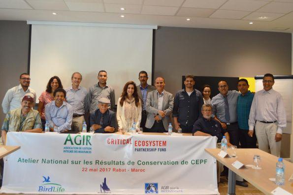 CEPF AN Rabat